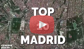 MADRID TOP 10: LUGARES QUE VER Y VISITAR EN MADRID